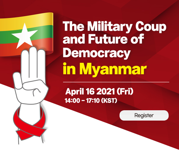 The Military Coup and Future of Democracy in Myanmar